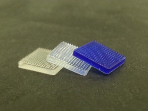 Colorful Microneedles